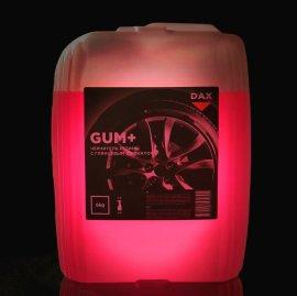 Чернитель шин DAX GUM+