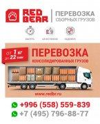 Red Bear Грузоперевозки в Россию