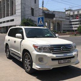 Central Asia Car Rent Аренда внедорожных авто