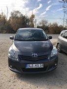продаю Toyota Verso 2009 г.в 7 мест дизель 2.2