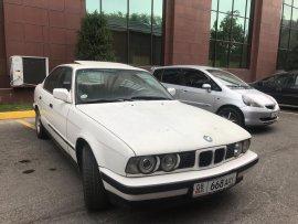 Продаю BMW 5 серии E34 2.5л
