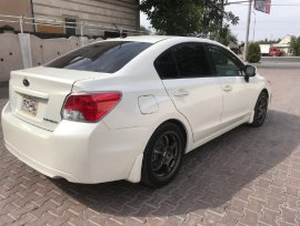 Продаю Subaru Impreza 2012 2.0