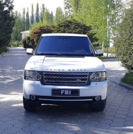 Продаю Range Rover Supercharger 2011 года V5.0